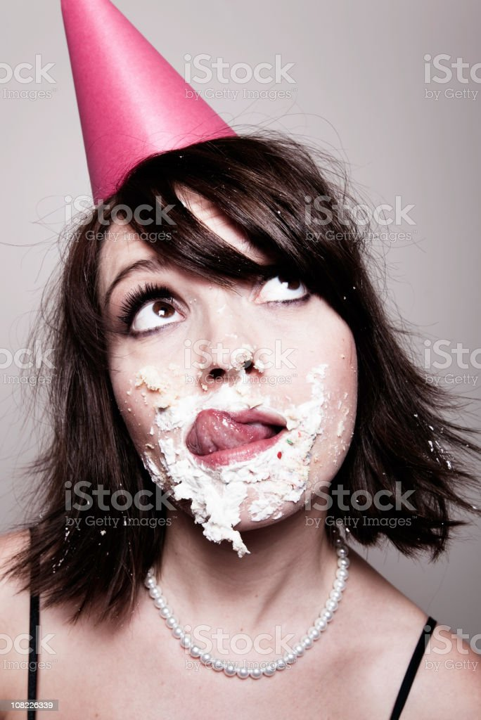 It's My Birthday! royalty-free stock photo
