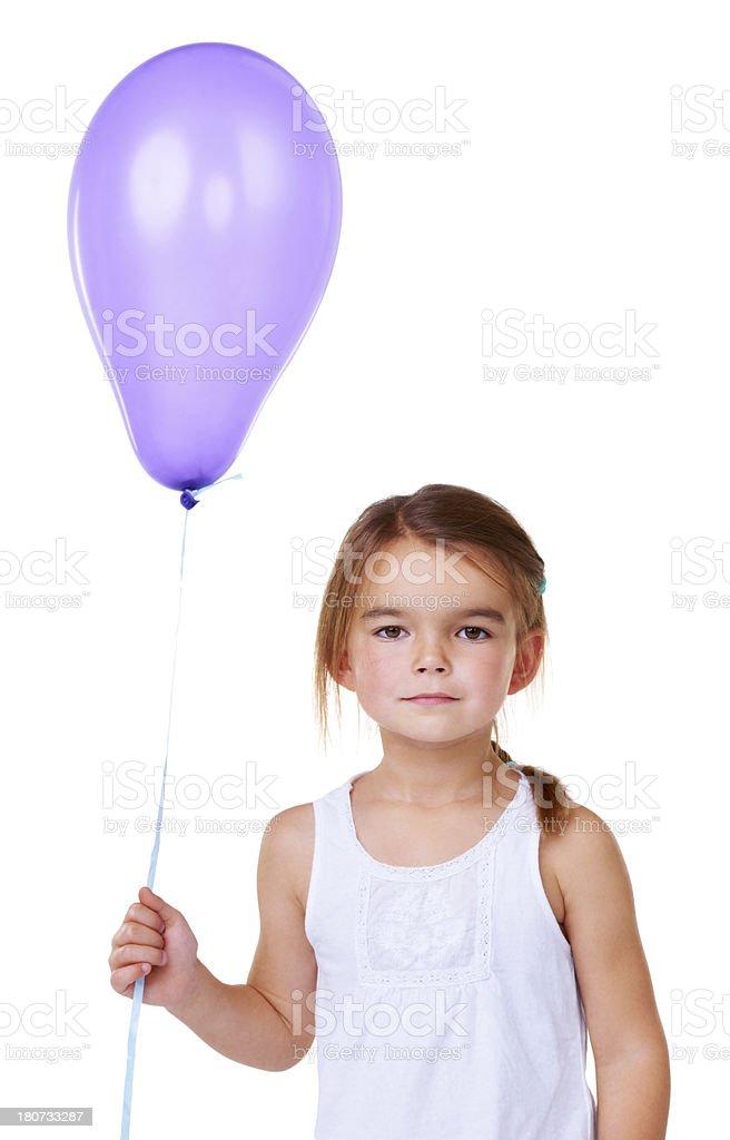 It's my birthday royalty-free stock photo