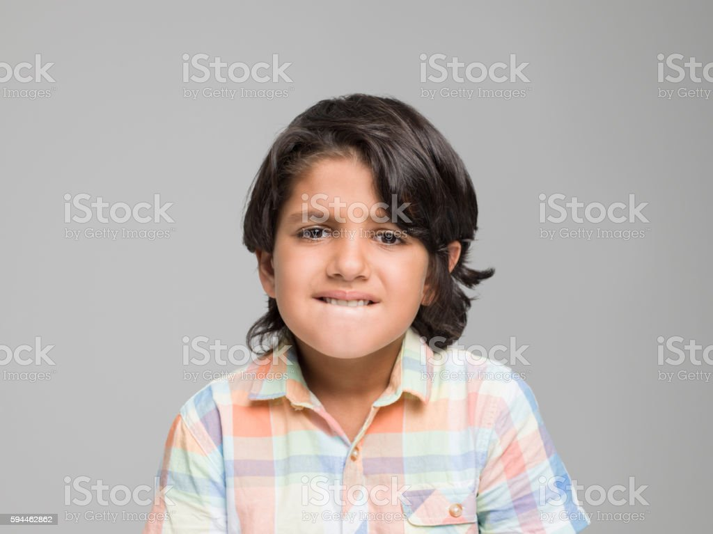 OMG! It's my fault stock photo