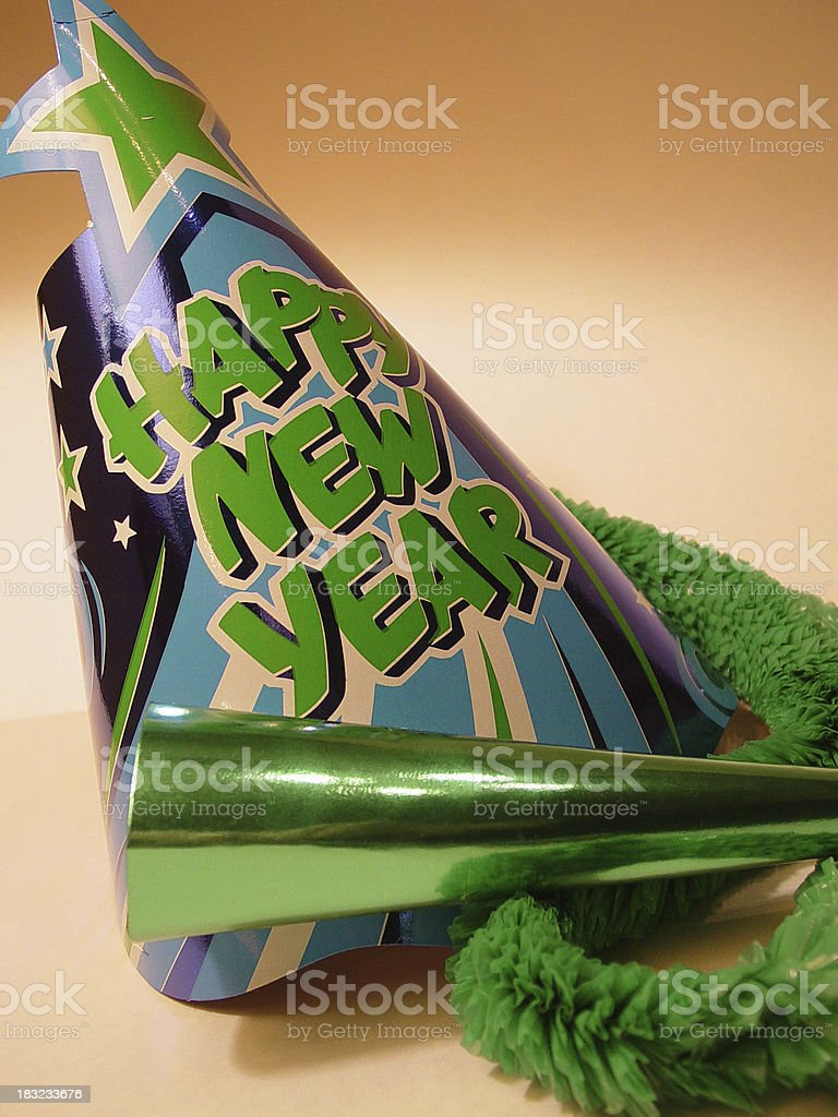 It's New Years! royalty-free stock photo