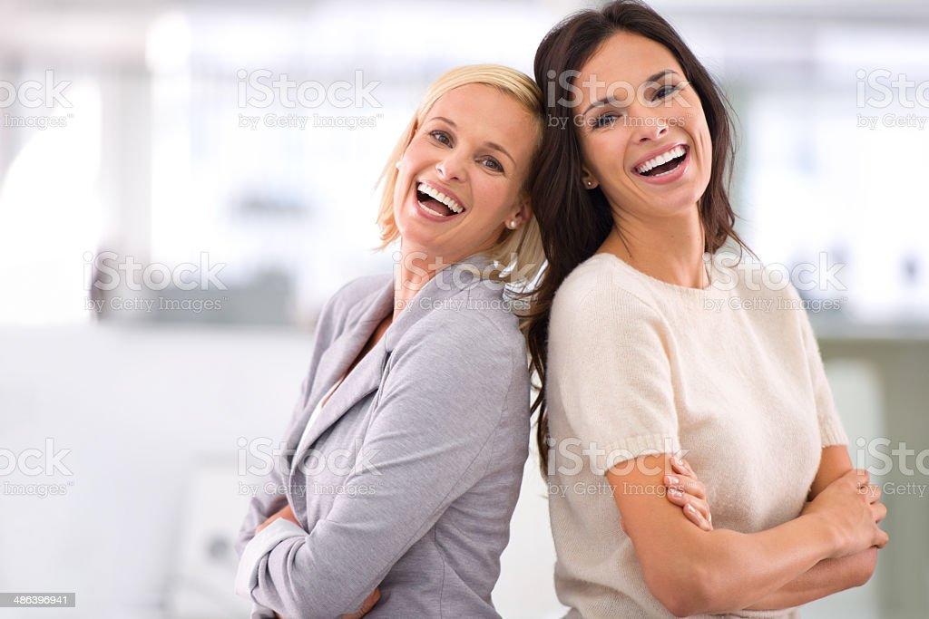 It's our little office joke stock photo