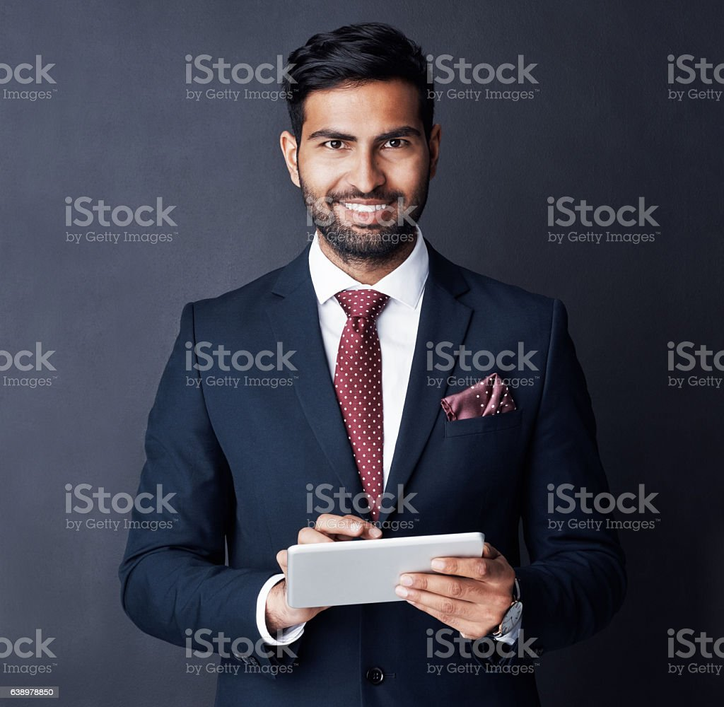 It's portable and keeps me productive stock photo