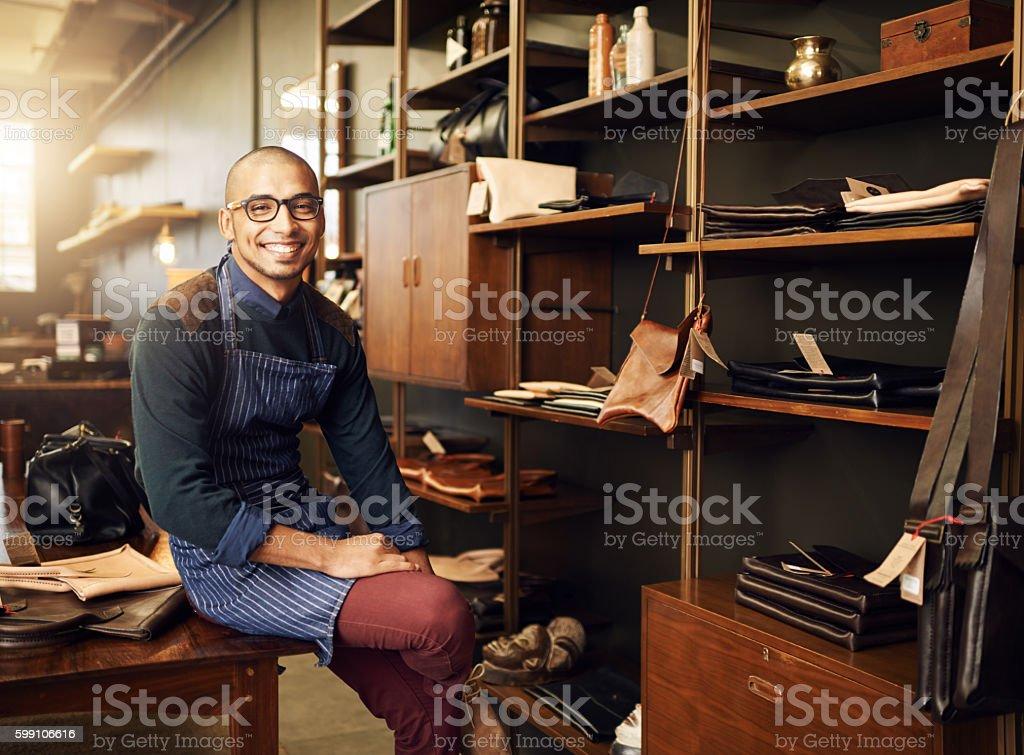 It's something I've always dreamt of stock photo