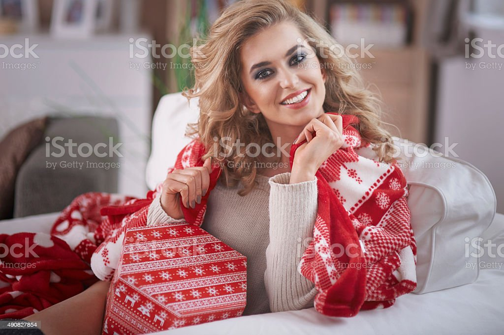 It's the most wonderful time of the year stock photo