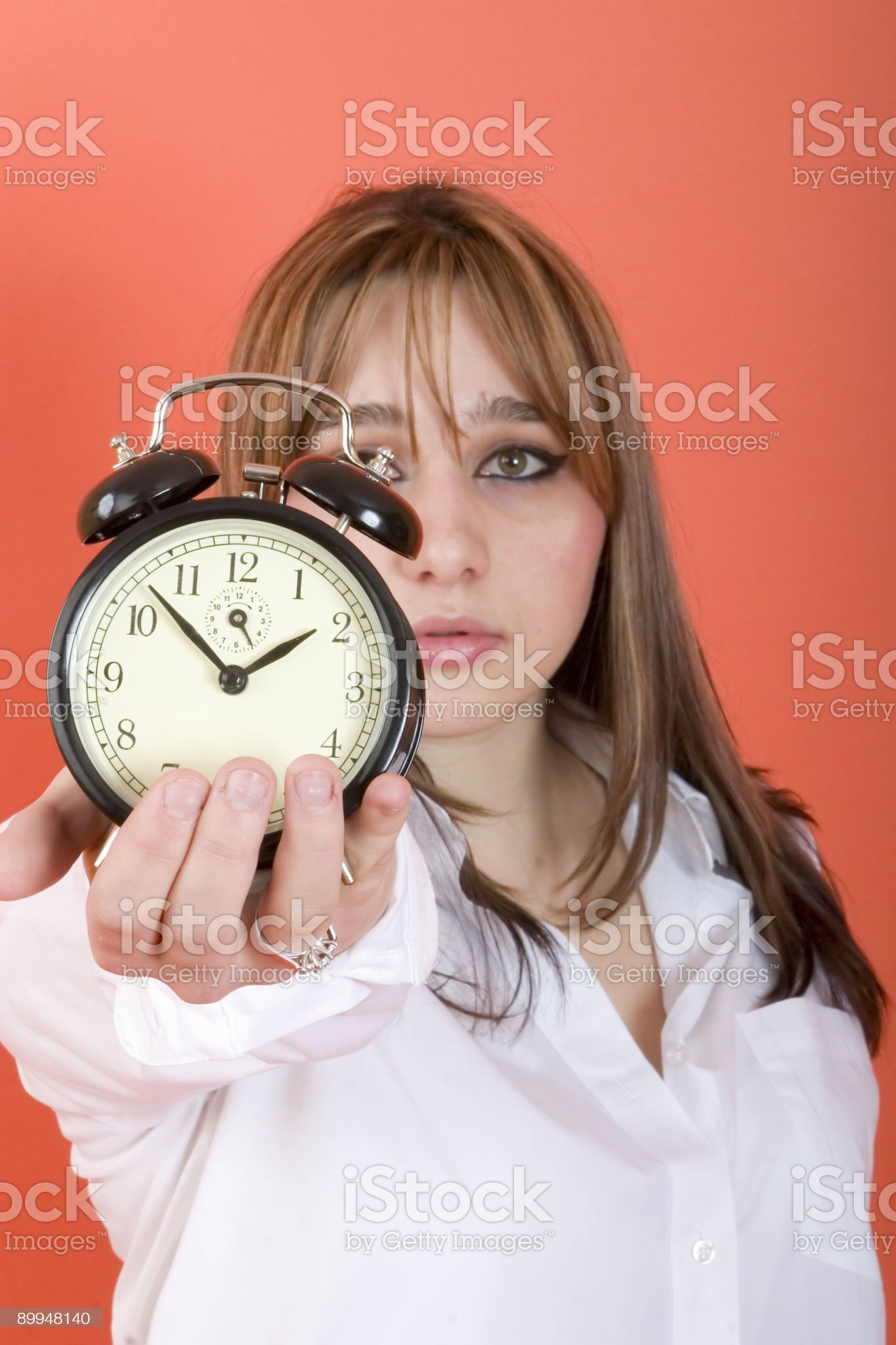 Its Time royalty-free stock photo