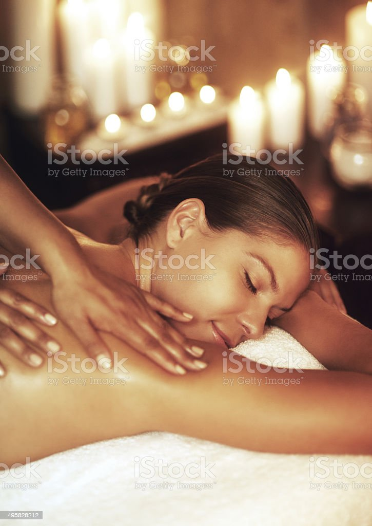 It's time to relax stock photo