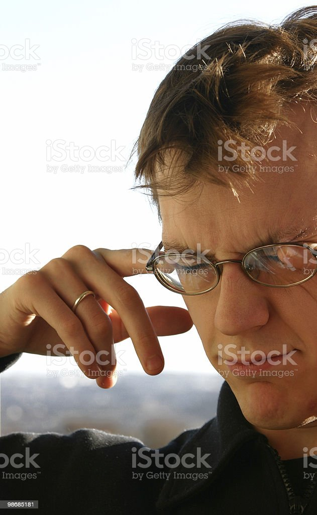 It's too early.. royalty-free stock photo
