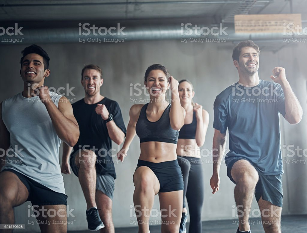 It's truly one of the best ways to meet people stock photo
