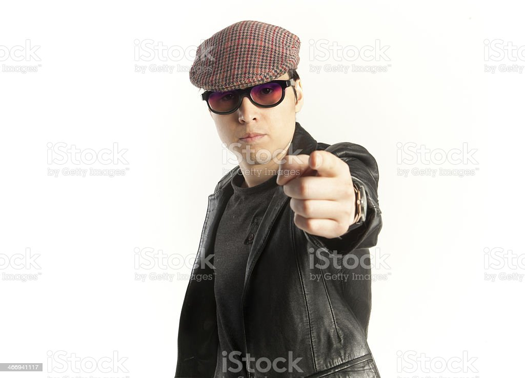 It's you! royalty-free stock photo