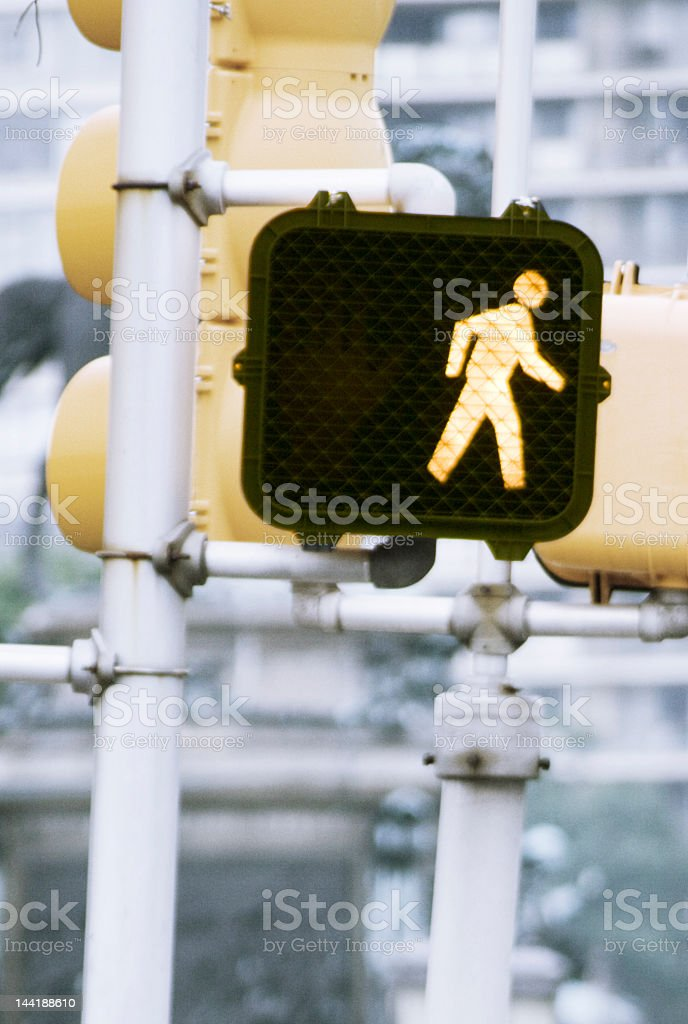 It's Your Turn to Go royalty-free stock photo