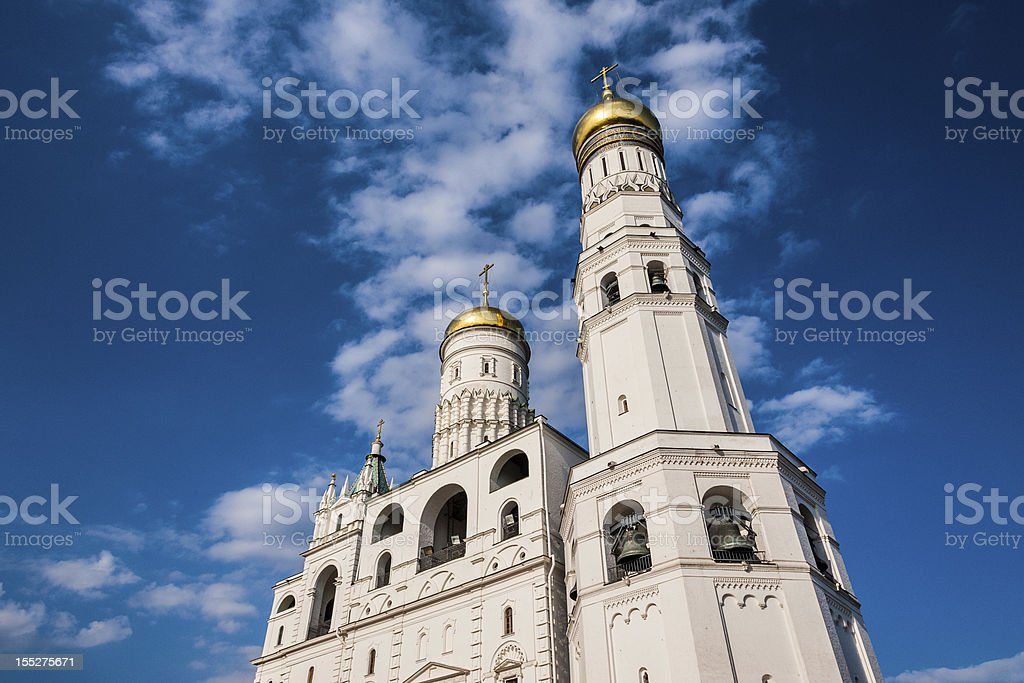 Ivan the Great Bell Tower stock photo