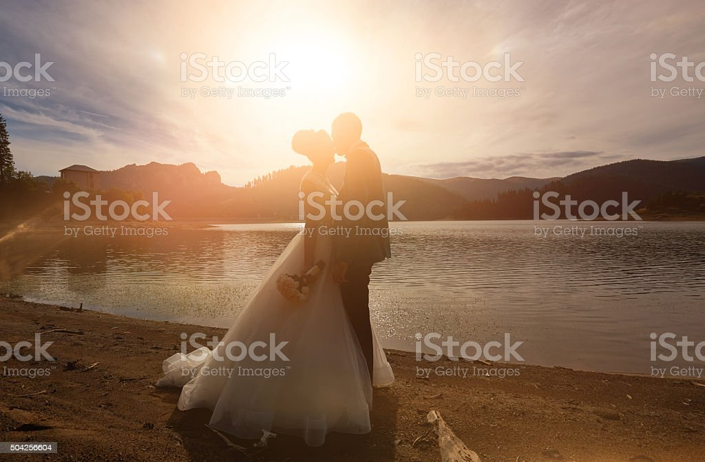 i've never been this happier stock photo