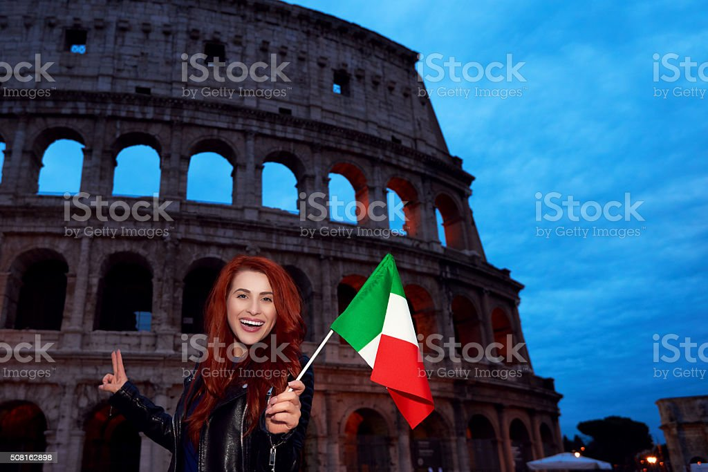 i've wait for this vacation stock photo