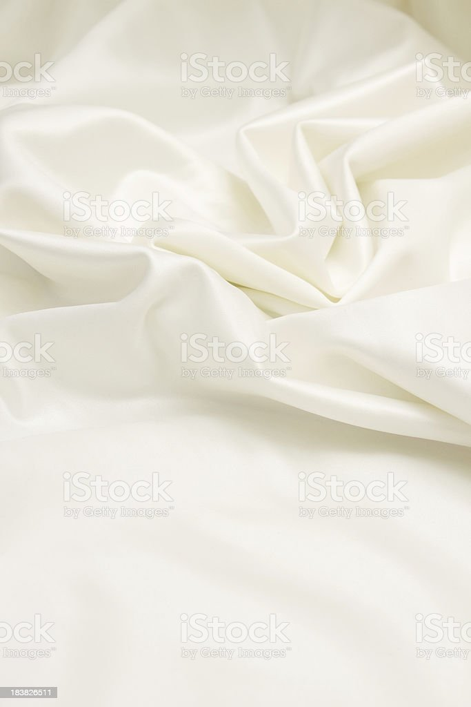 Ivory satin silk vertical background royalty-free stock photo