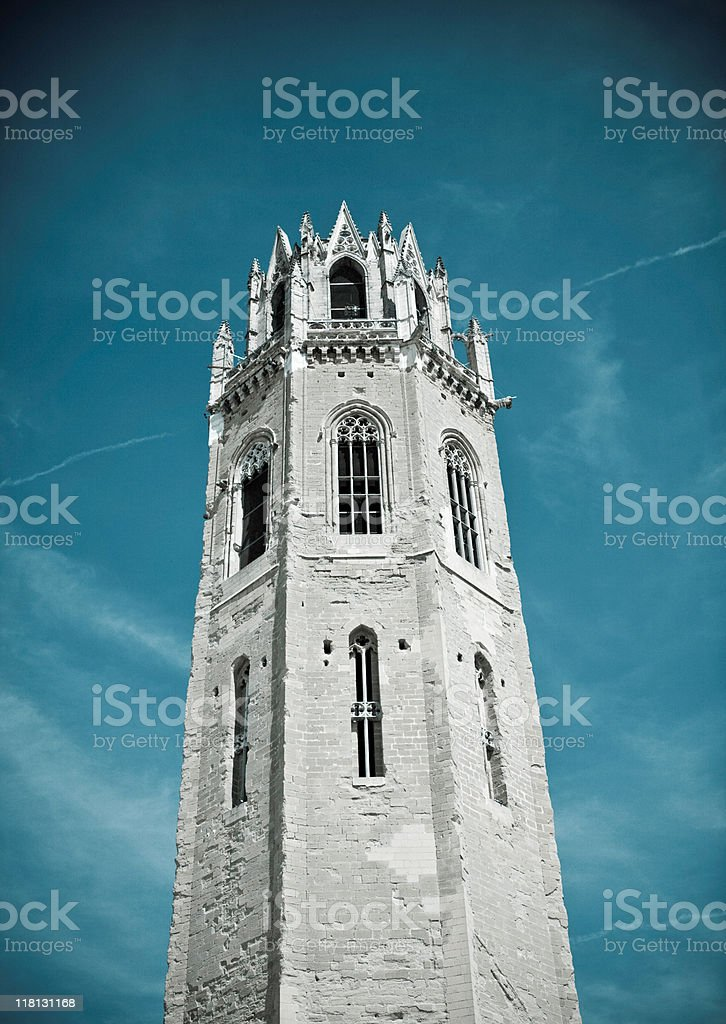 Ivory Tower stock photo