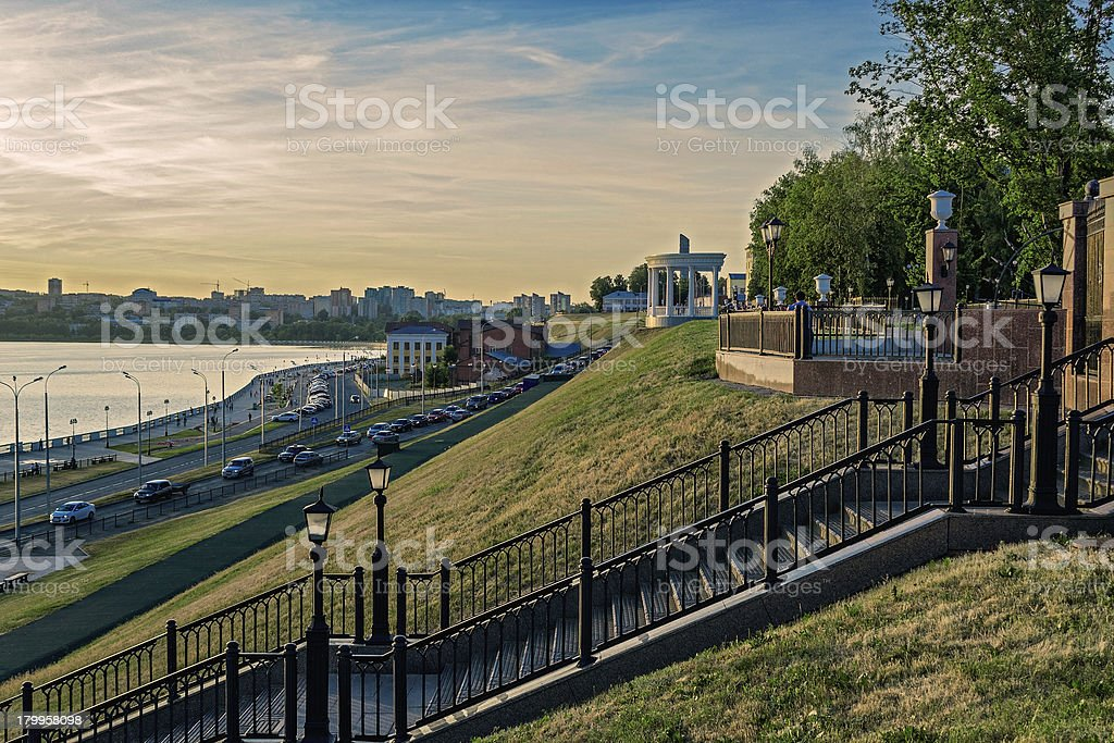 izhevsk royalty-free stock photo
