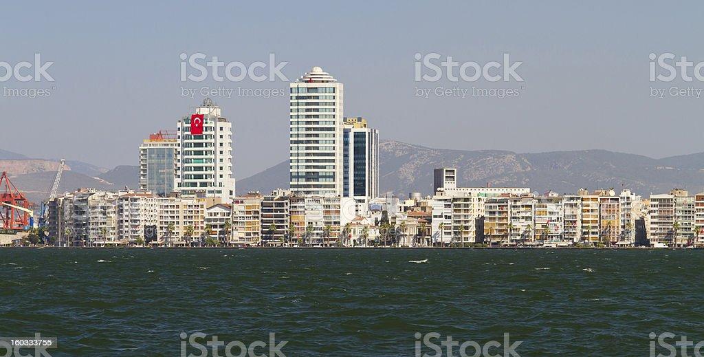 Izmir, Turkey royalty-free stock photo