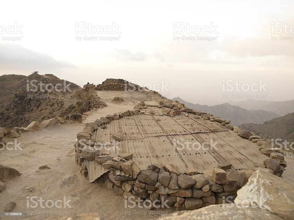 Jabal Bura royalty-free stock photo