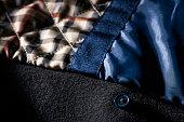 Jacket inlay