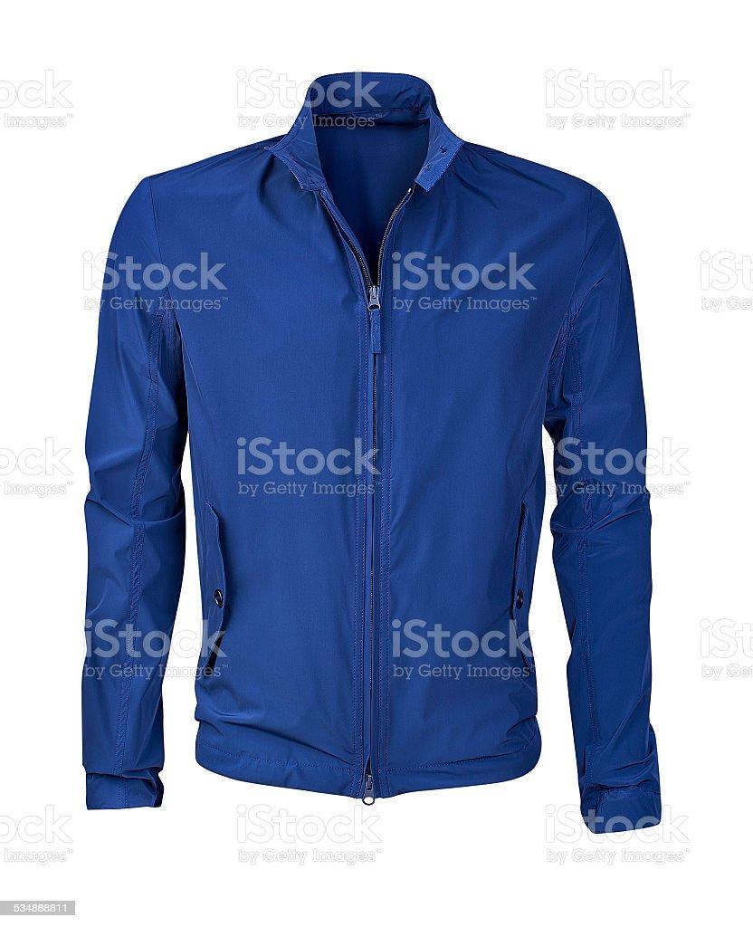 jacket men stock photo