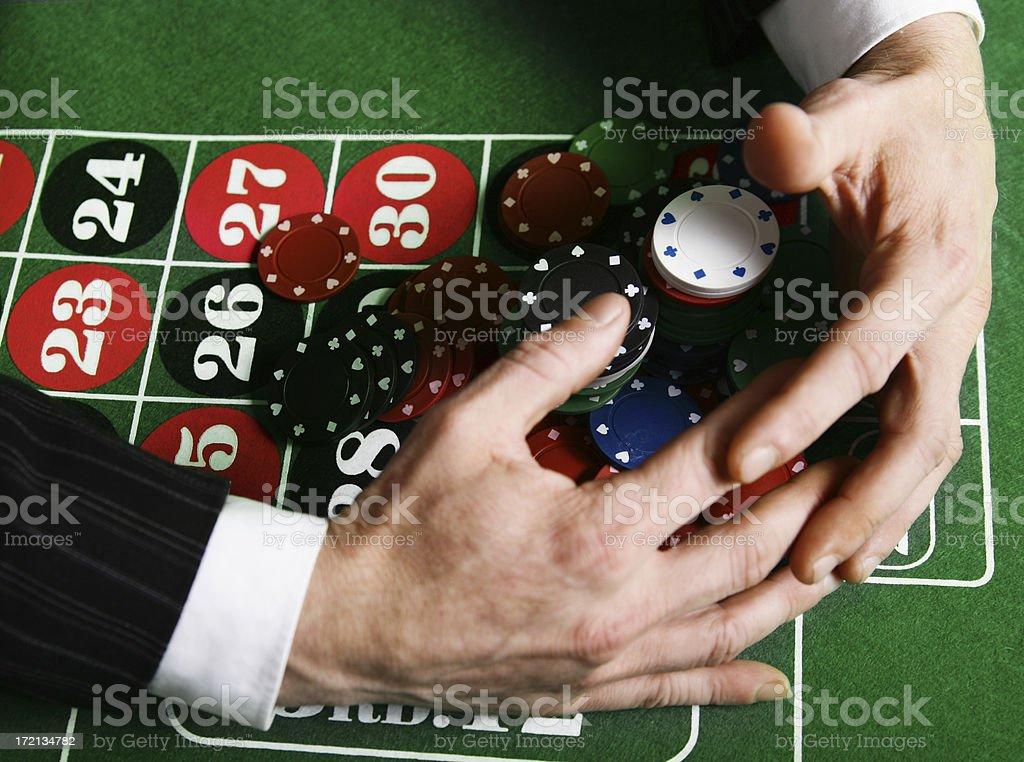 Jackpot royalty-free stock photo