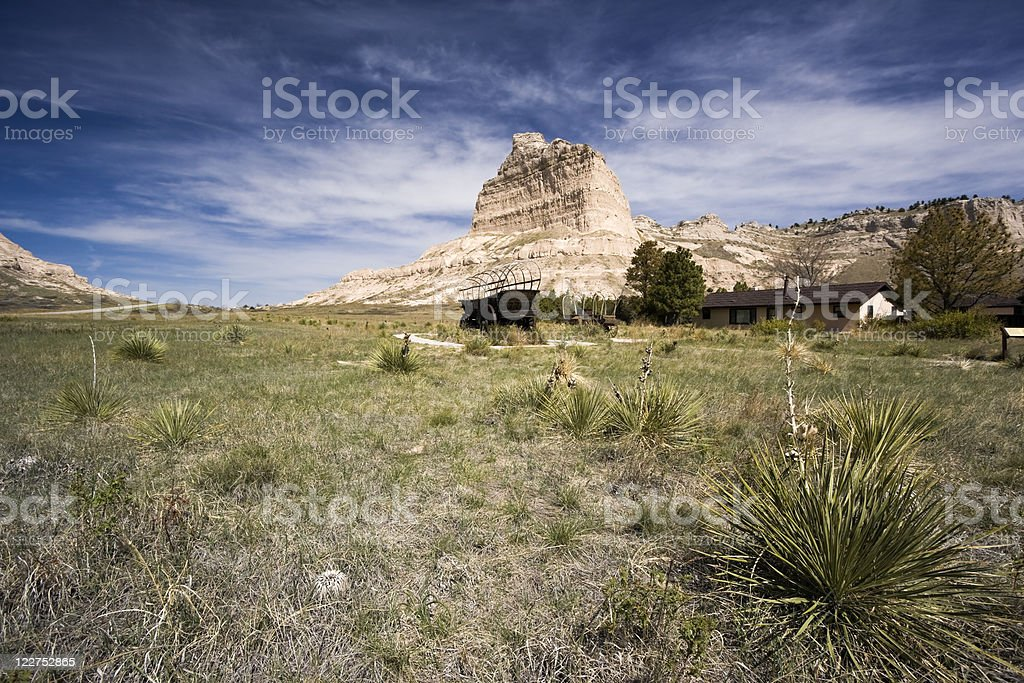 Jackson Butte royalty-free stock photo