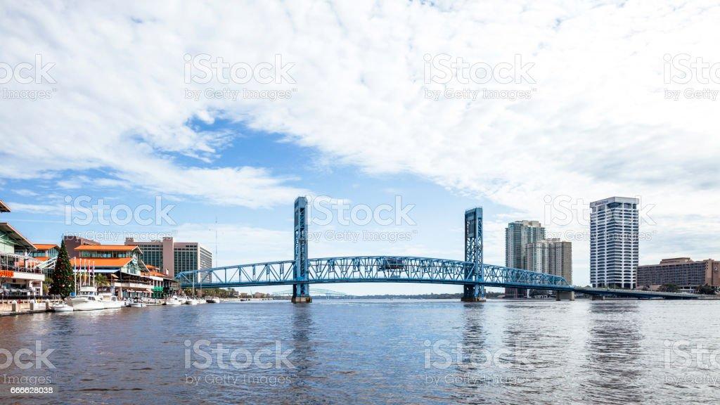 Jacksonville, Florida. stock photo