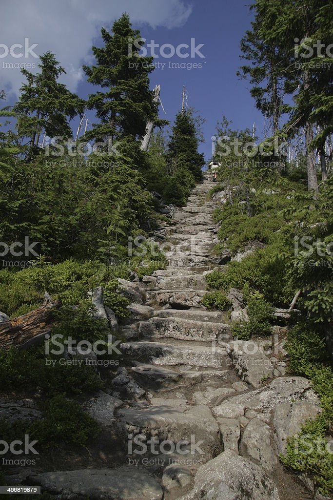 jacobs ladder stock photo