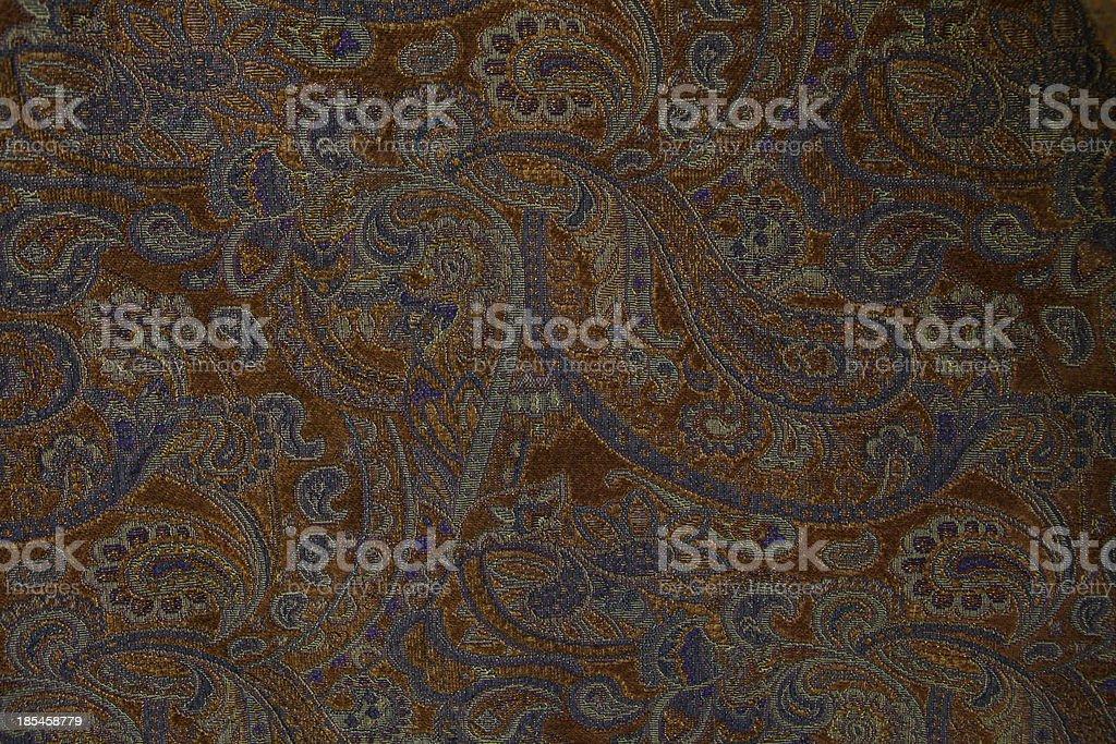 jacquard fabric royalty-free stock photo