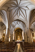 Jaen (Andalucia, Spain): San Ildefonso church