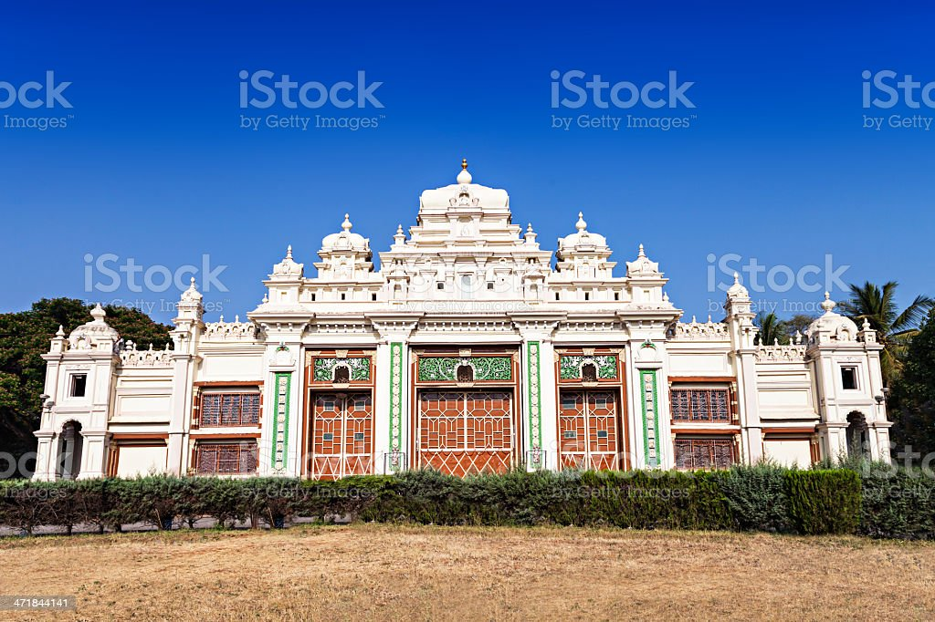 Jagan Mohan Palace stock photo
