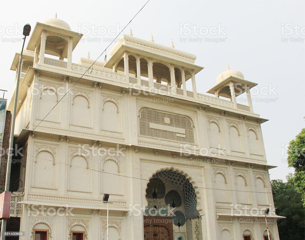Jaipur Architecture stock photo