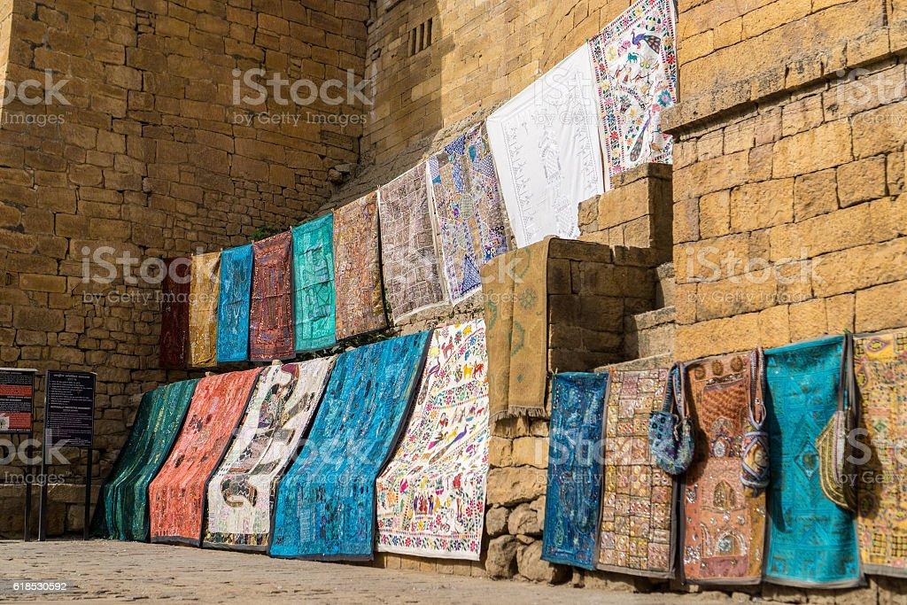 Jaisalmer, India stock photo