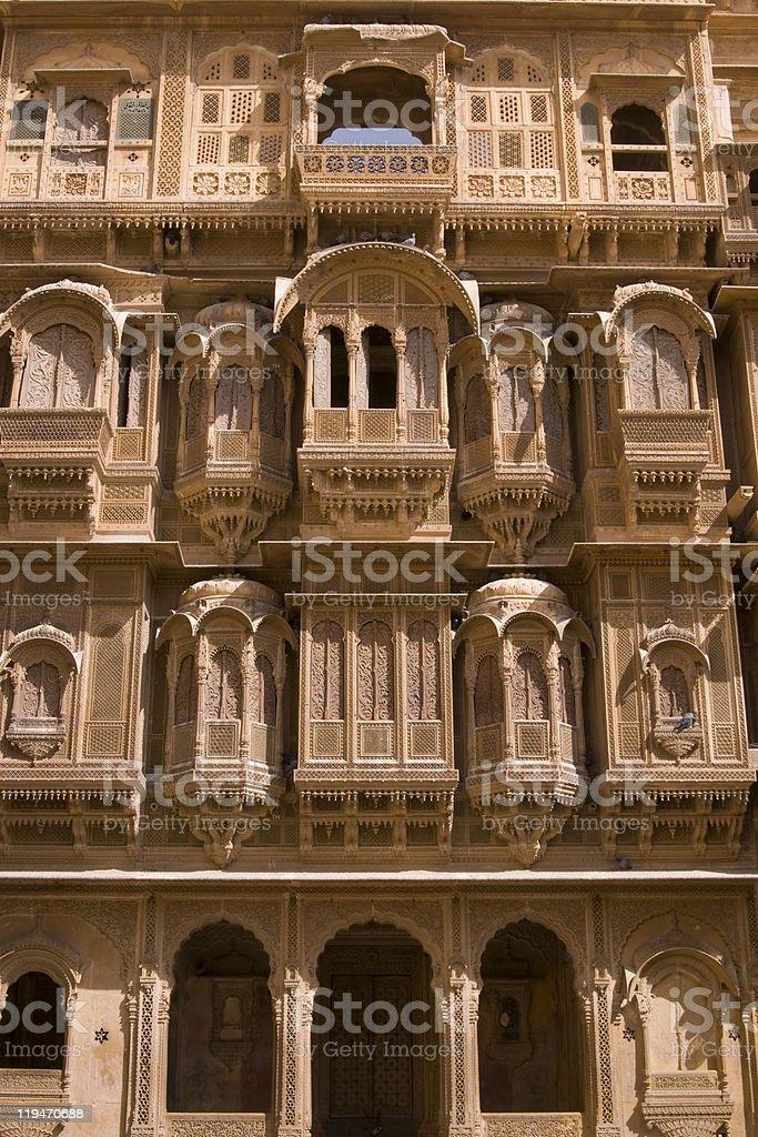 Jaisalmer royalty-free stock photo