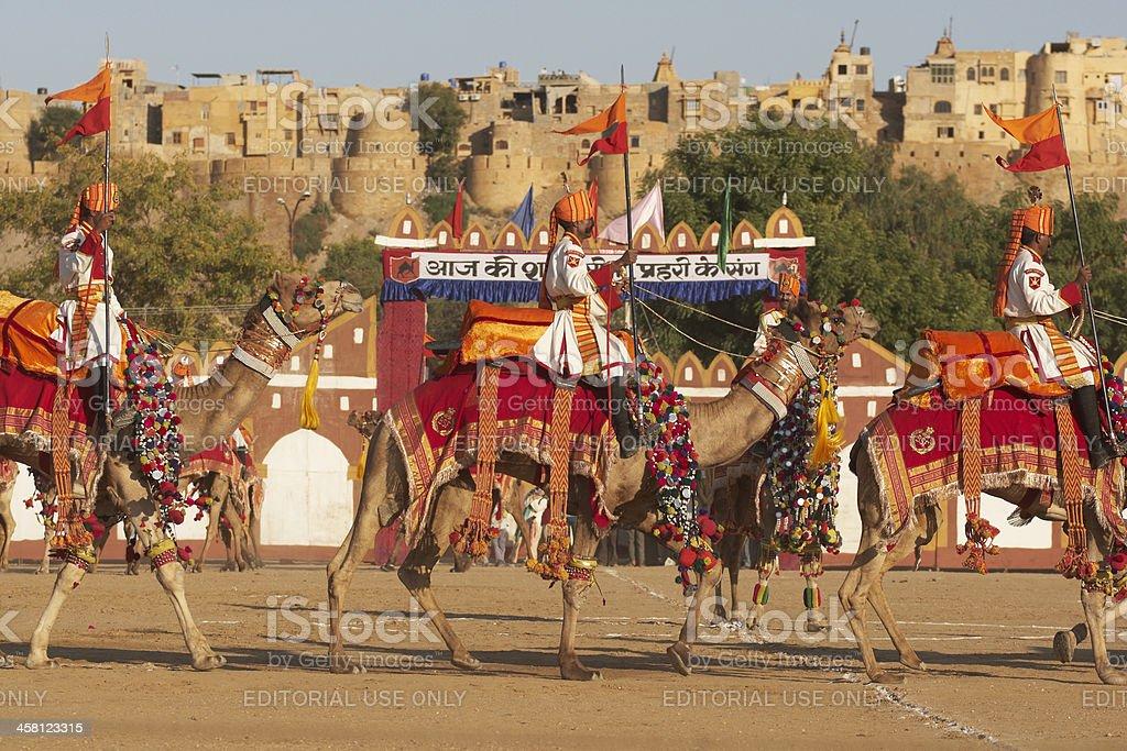 Jaisalmer stock photo