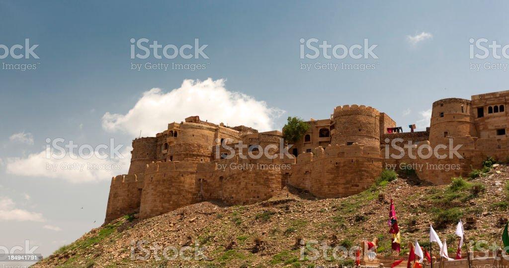 Jaisalmer, Rajasthan, India stock photo