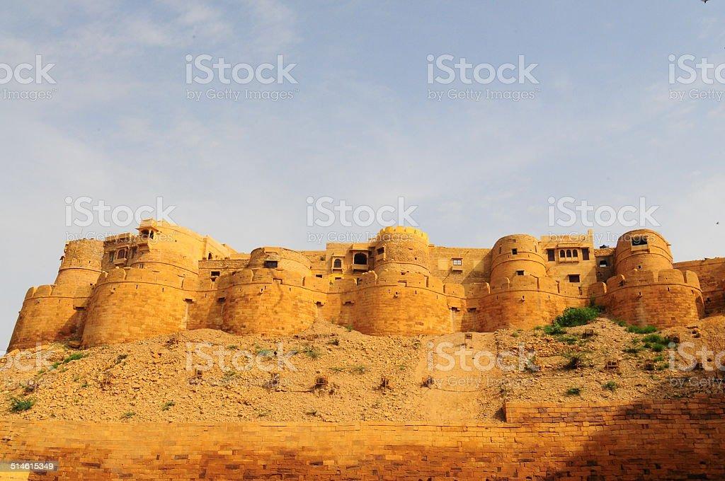 Jaisalmer,Rajasthan,India stock photo