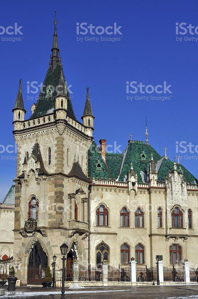 Jakabov palac stock photo