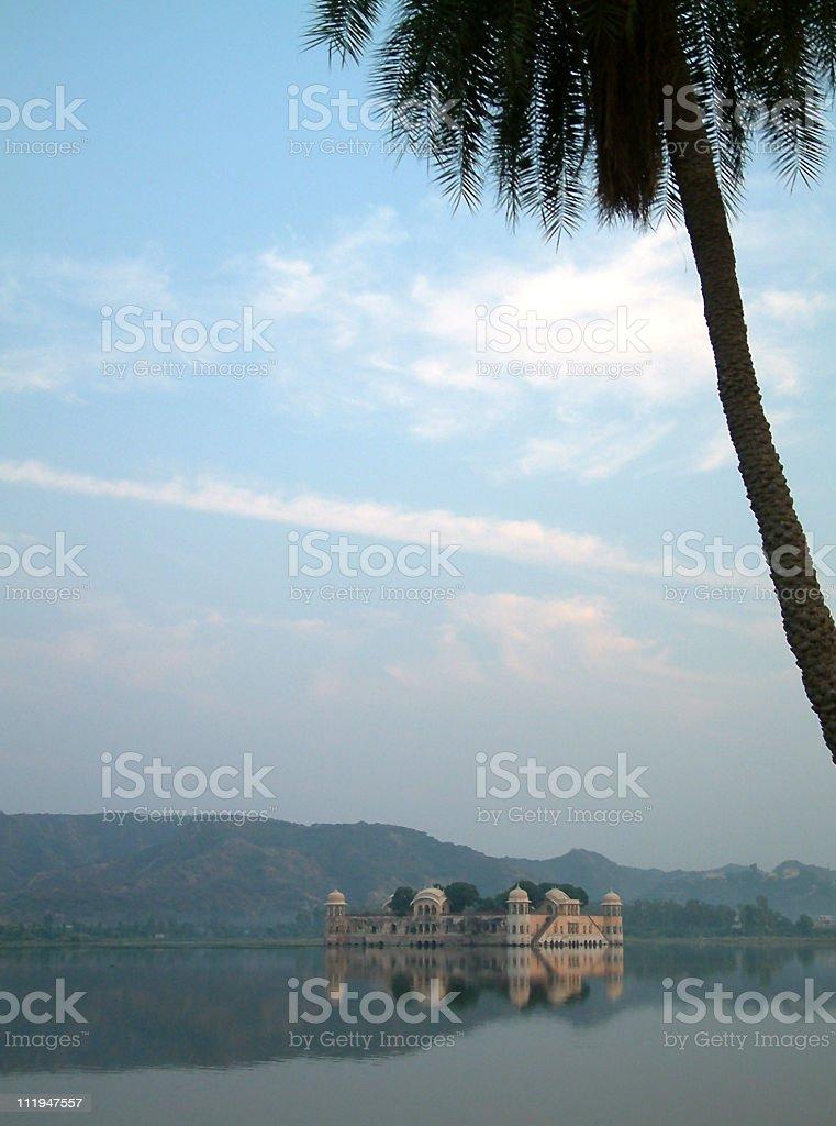 Jal Mahal or Water Palace ,Jaipur,Rajasthan,India royalty-free stock photo