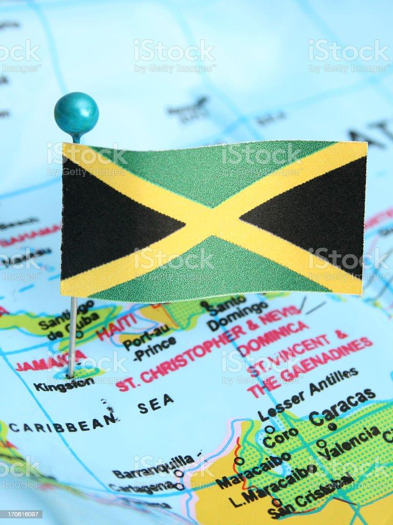 Jamaica royalty-free stock photo