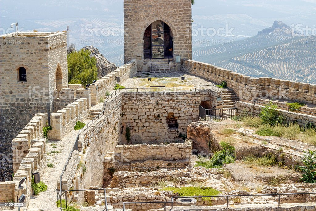 , Ja?n, Andalusia, Spain royalty-free stock photo