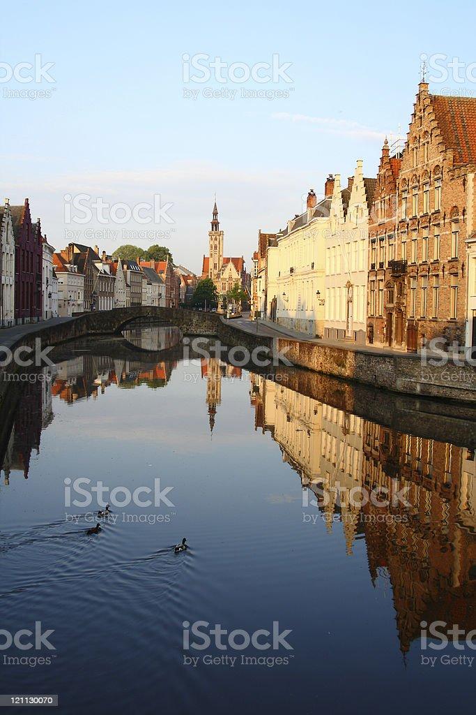 Jan van Eyckplein royalty-free stock photo