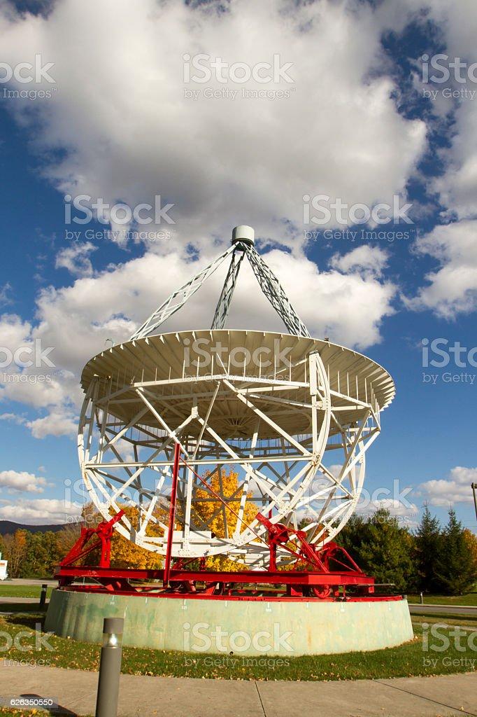 Jansky Antenna stock photo