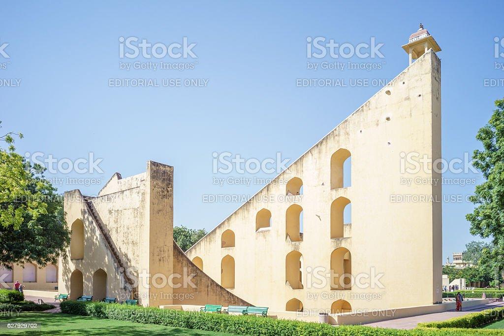 Jantar Mantar stock photo