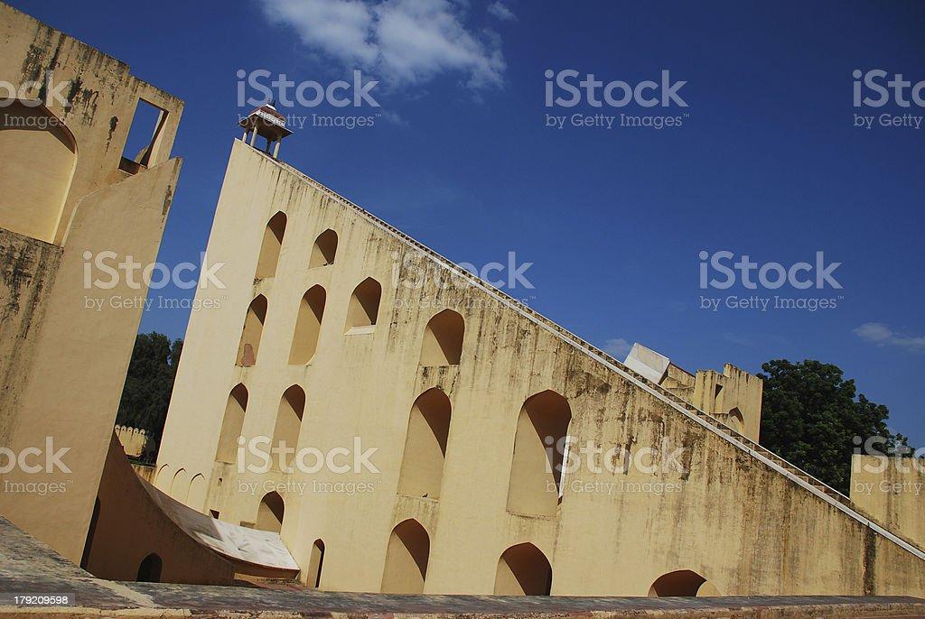 Jantar Mantar,Jaipur,Rajasthan,India royalty-free stock photo