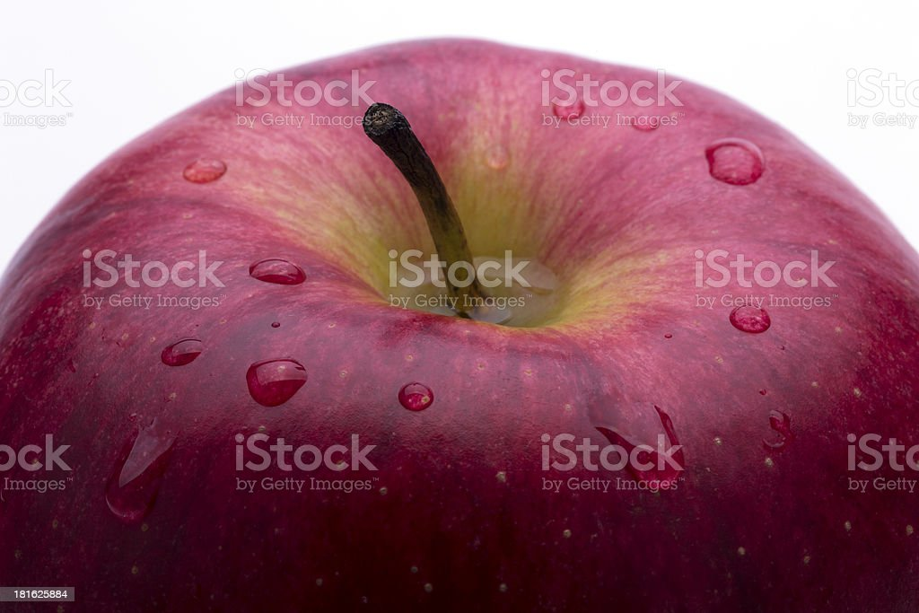 Japan Aomori apple royalty-free stock photo