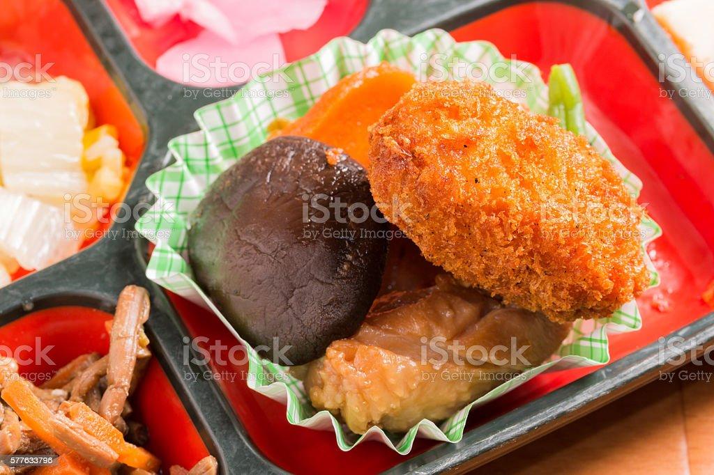 Japan Food set. stock photo
