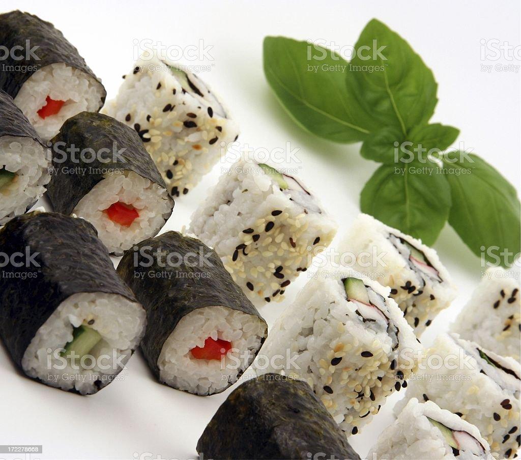 Japan Food Sushi royalty-free stock photo