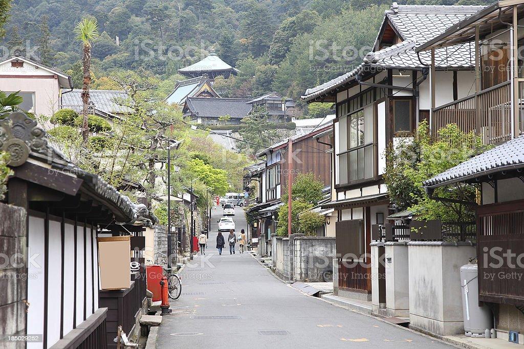 Japan - Miyajima stock photo