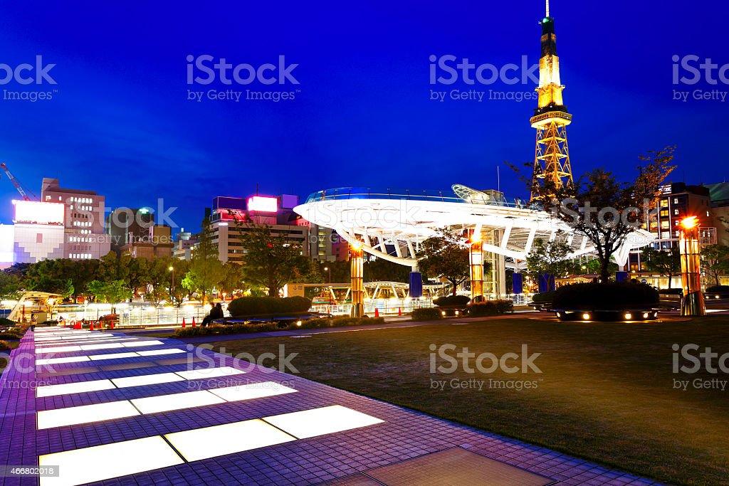 Japan Nagoya stock photo